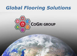 The CoGri Group, a leading international specialist in concrete flooring, with offices on every continent throughout the world
